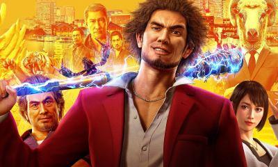 Yakuza: Like a Dragon Comes to Xbox Game Pass Today