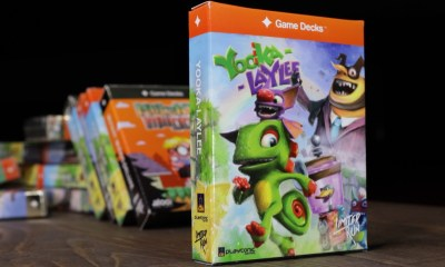 yooka laylee board game