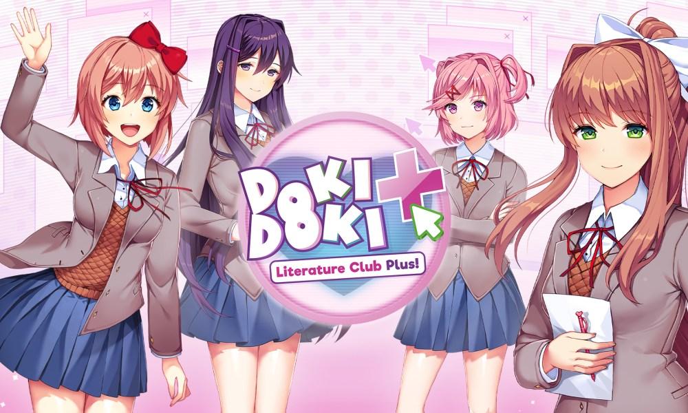 Doki Doki Literature Club Plus Surpasses 500k Copies Sold in 2 Weeks