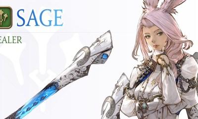 Final Fantasy XIV Sage