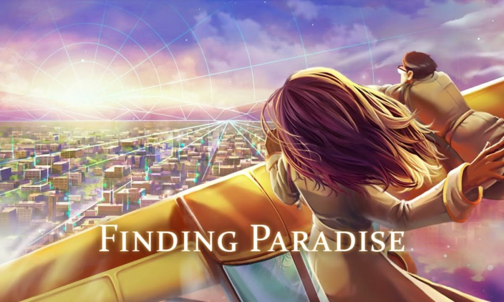 Finding Paradise Announced for Mobile Platforms