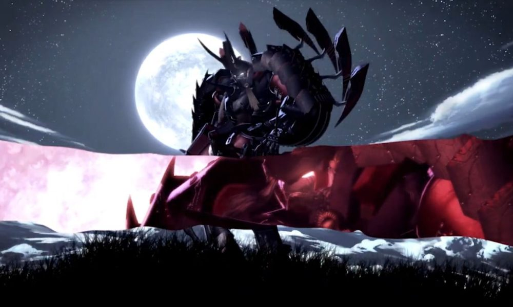 Beloved Mecha Visual Novel Full Metal Demon Muramasa Coming West Next Month Courtesy of JAST USA
