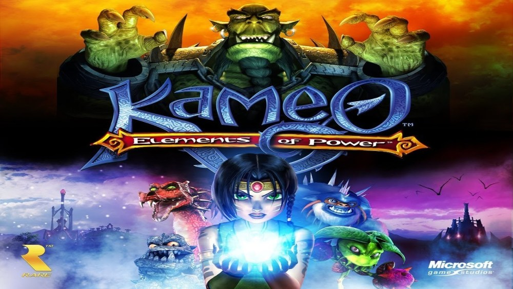 Kameo: Elements of Power Cover Art