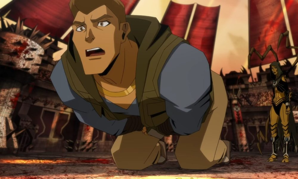 Mortal Kombat Legends: Battle of the Realms Animated Film Gets New Trailer With All The Blood You Expect