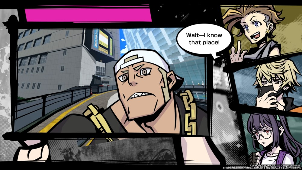 neo the world ends with you susukichi