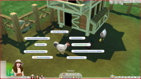 Sims 4 Cottage Living Change Animal Relationships