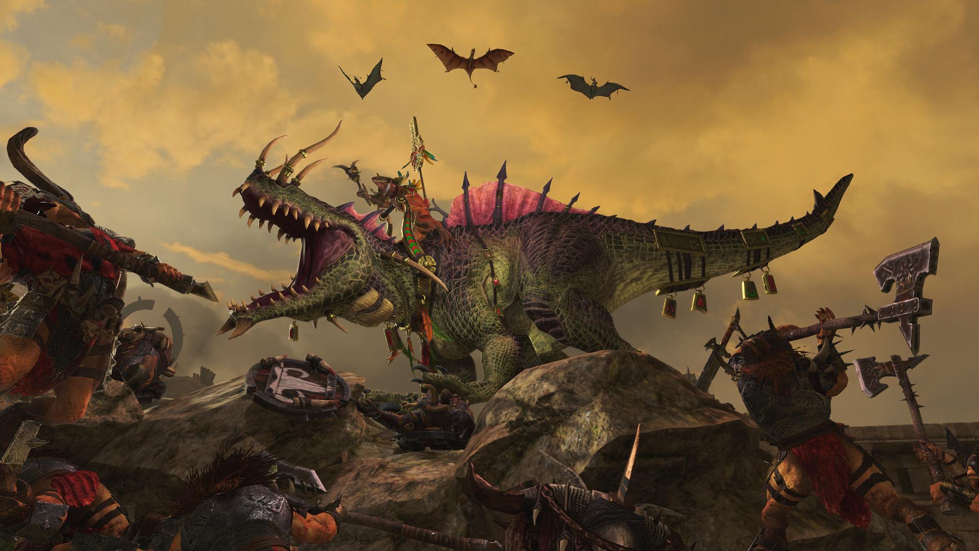 Total War: Warhammer II The Silence & The Fury получает новый трейлер