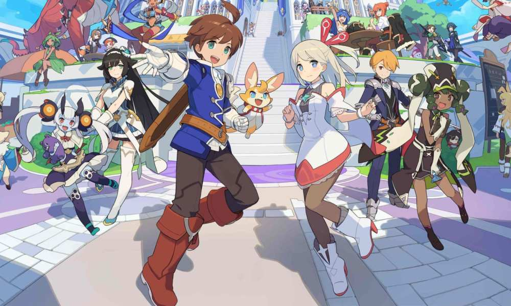 World Flipper by Granblue Fantasy Dev Cygames Coming West This Summer Via Kakao Games