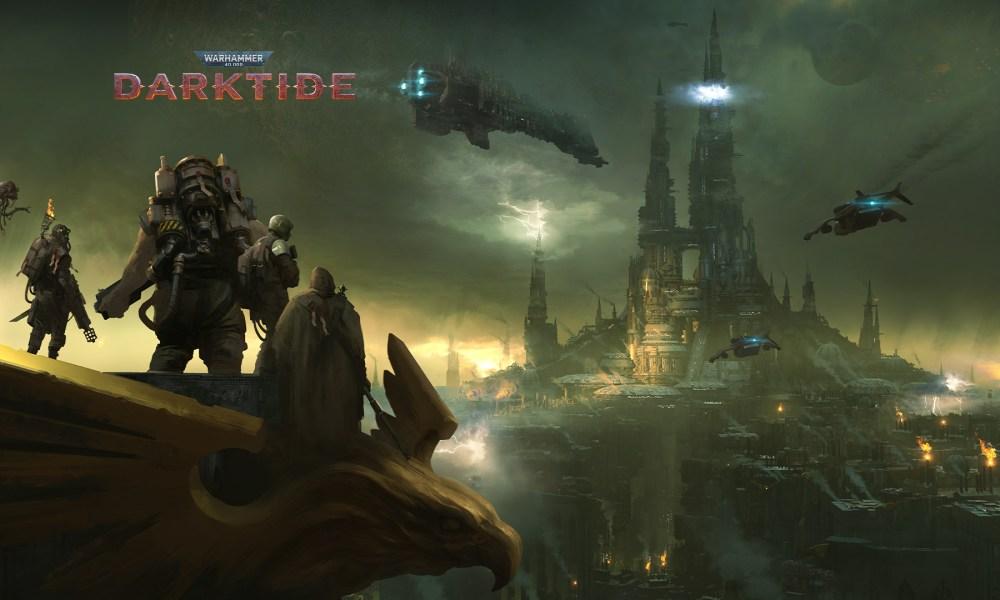 Warhammer 40,000: Darktide Release Delayed to Spring 2022