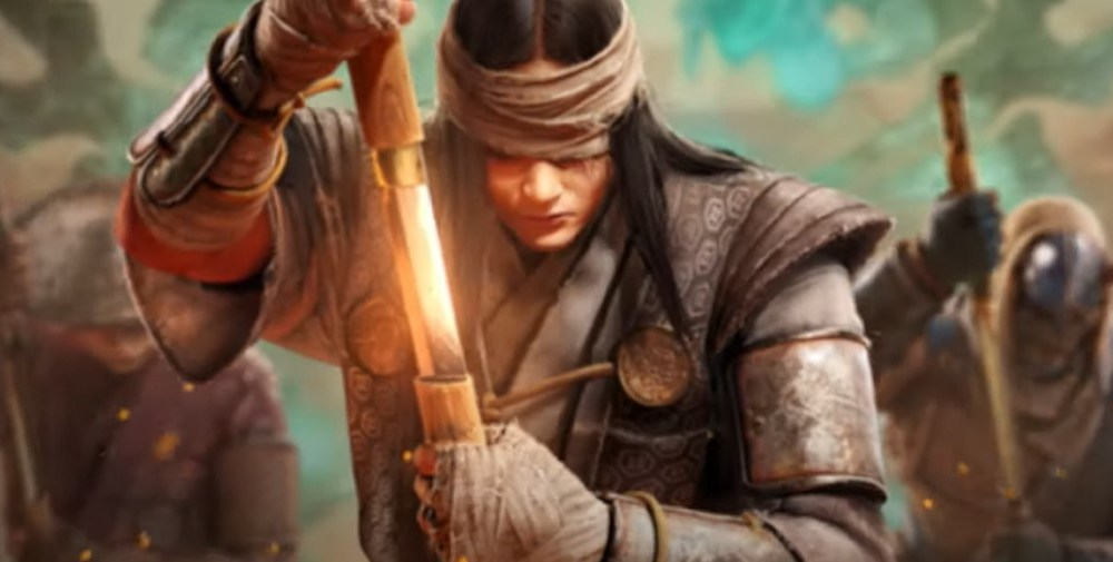 New for Honor Trailer Reveals Kyoshin as Next Playable Hero Type