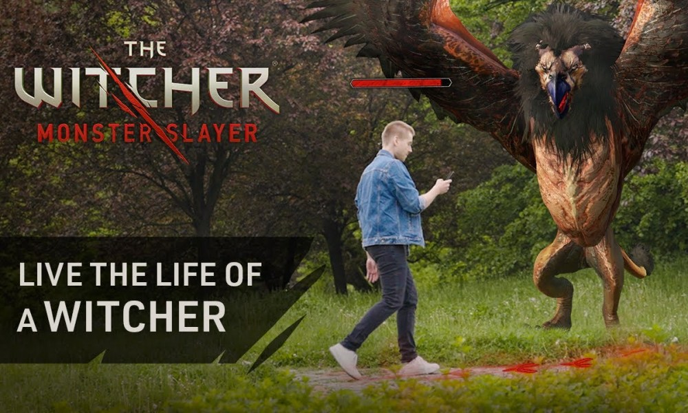 New The Witcher: Monster Slayer Trailer Gives an Overview of its Gameplay Loop