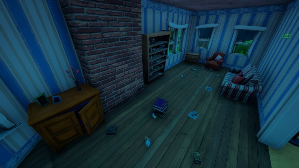 where to collect fortnite parenting book in retail row