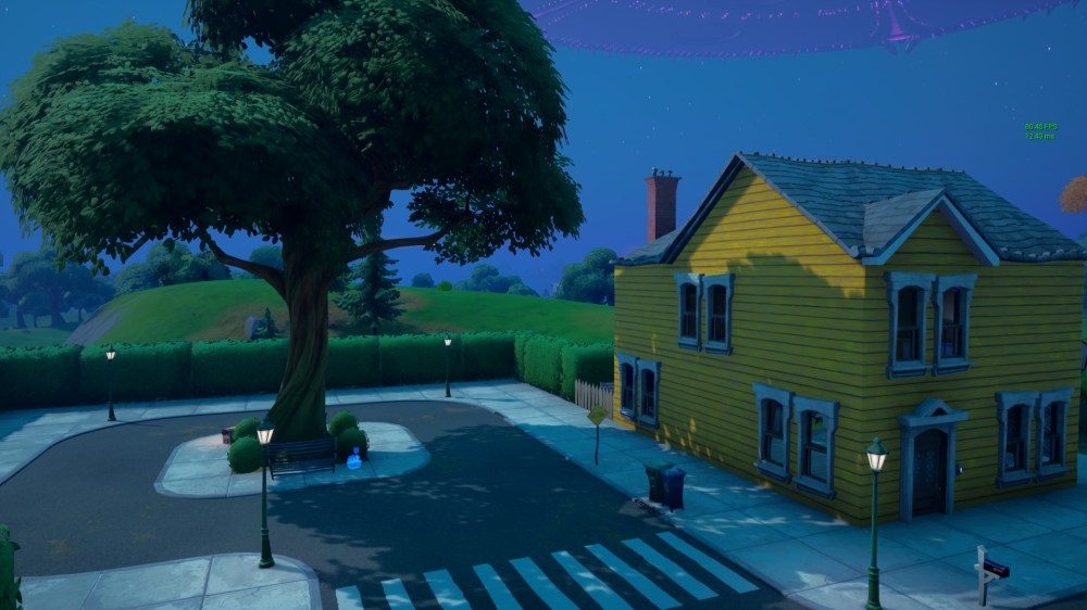 fortnite welcome gift locations