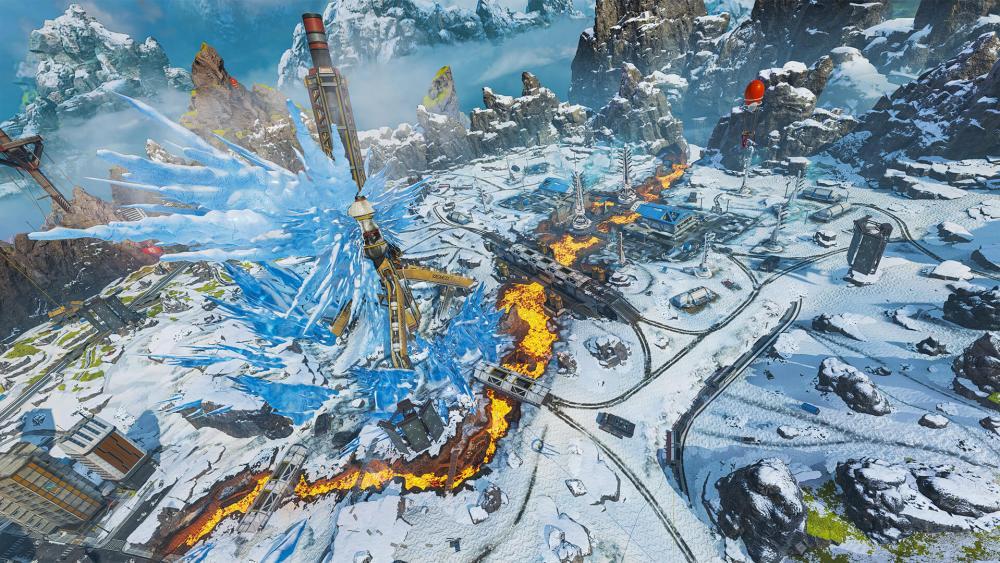 Apex Legends Season 10 map rotation