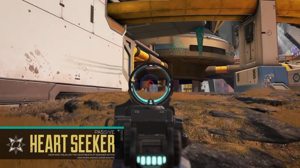 Apex Legends Seer Heart Seeker Ability