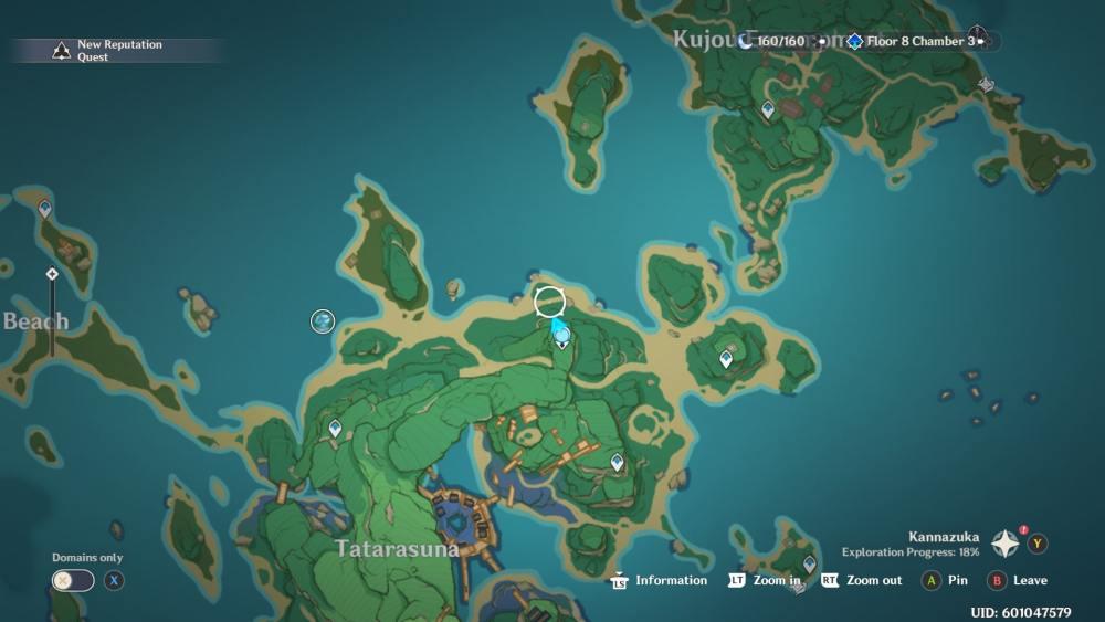 third tree map