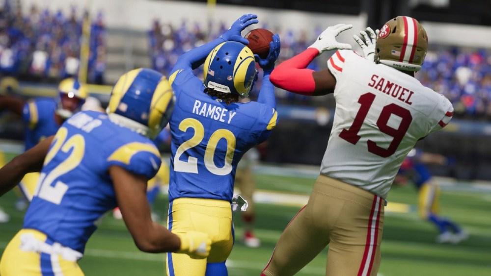 Madden NFL 22 - Jalen Ramsey and Deebo Samuel