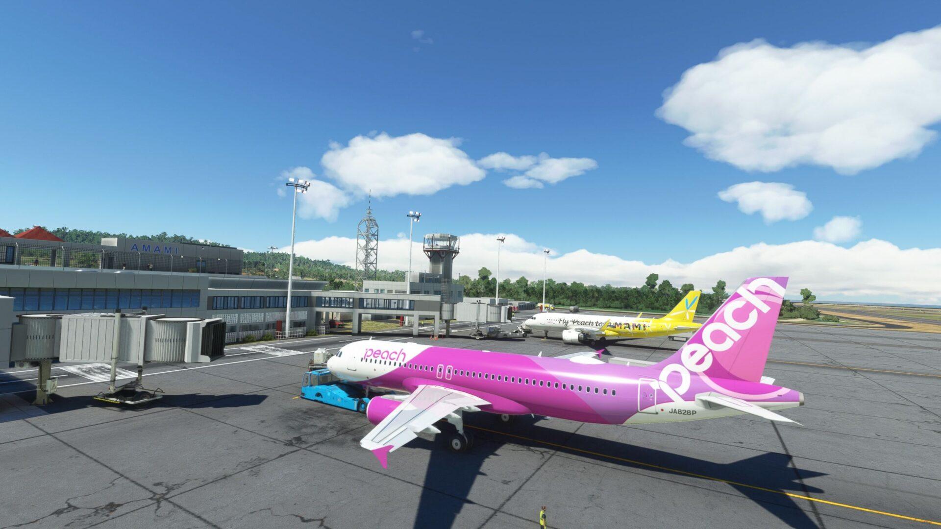 Amami Airport for Microsoft Flight Simulator Critic Review