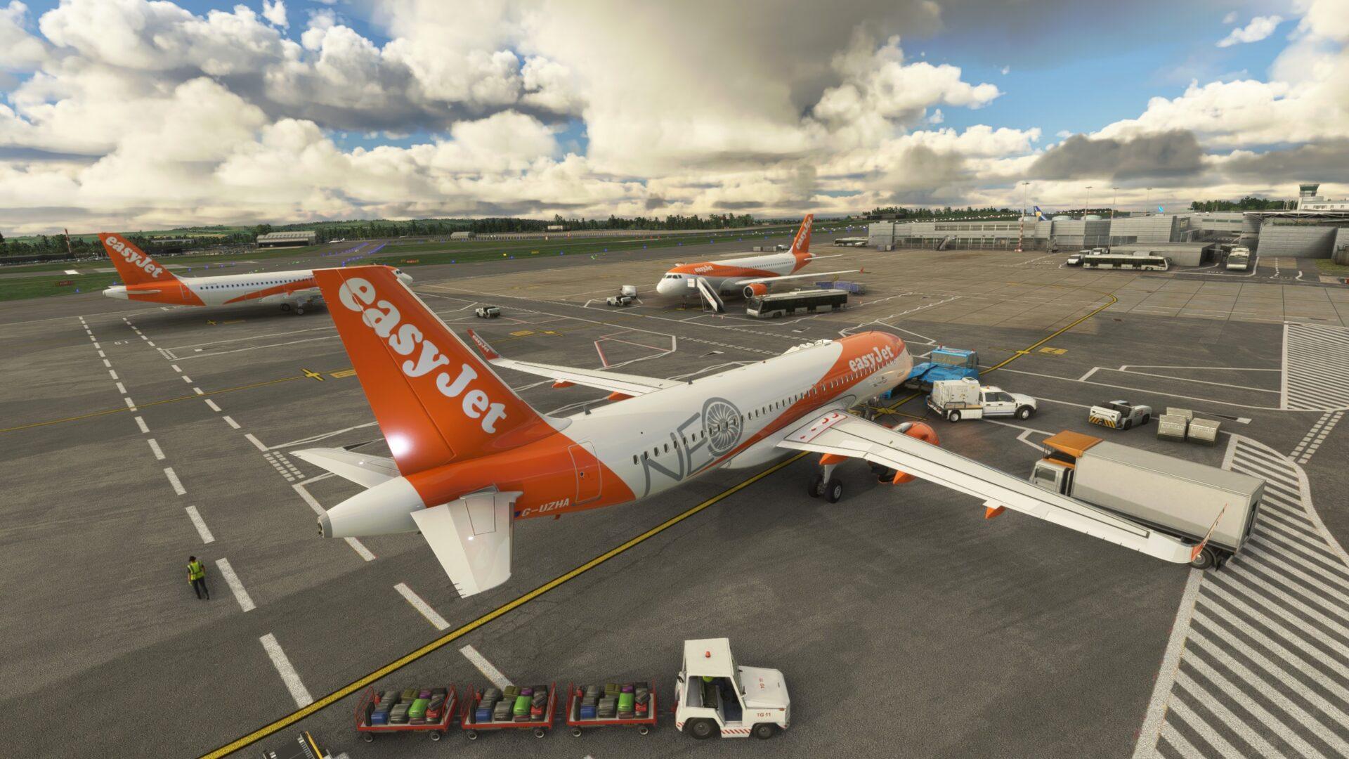 Bristol Airport (EGGD) for Microsoft Flight Simulator Critic Review