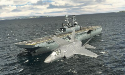 Microsoft Flight Simulator F35