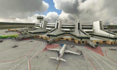 Microsoft Flight Simulator Minsk