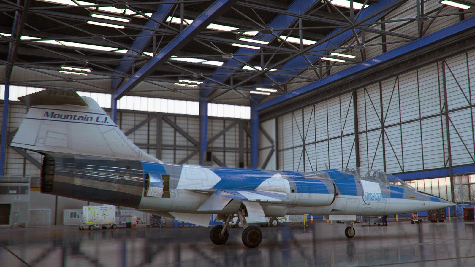 Microsoft Flight Simulator Starfighters