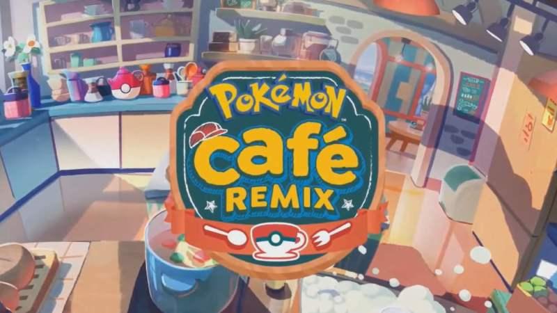 pokemon cafe remix