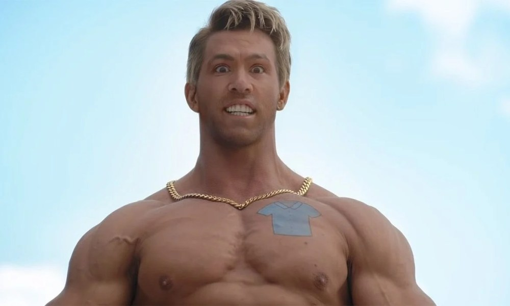 Ryan Reynolds Reaches Next Level as 'Dude' in This Free Guy Clip