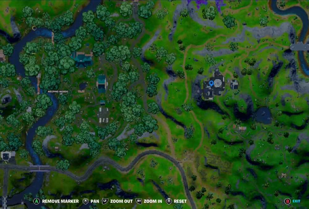 fortnite defiant dish location, where to deliver a saucer to rick sanchez