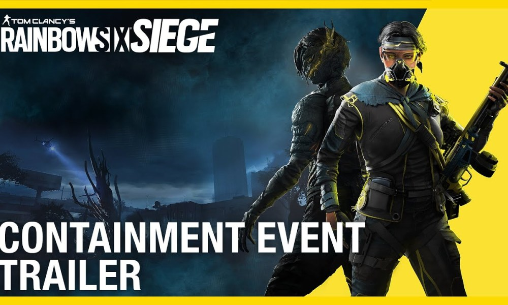Rainbow Six Siege 'Containment' Event Revealed; Features New Game Mode