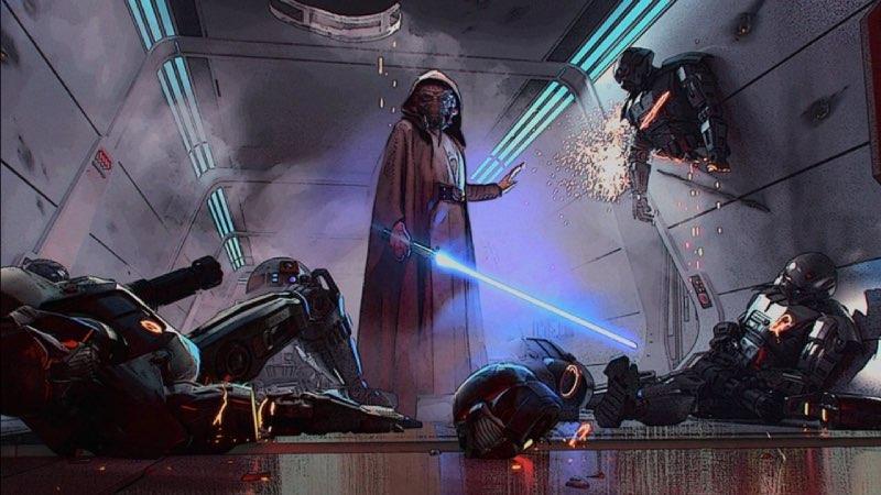 Mandalorian, Star Wars, Plo Koon