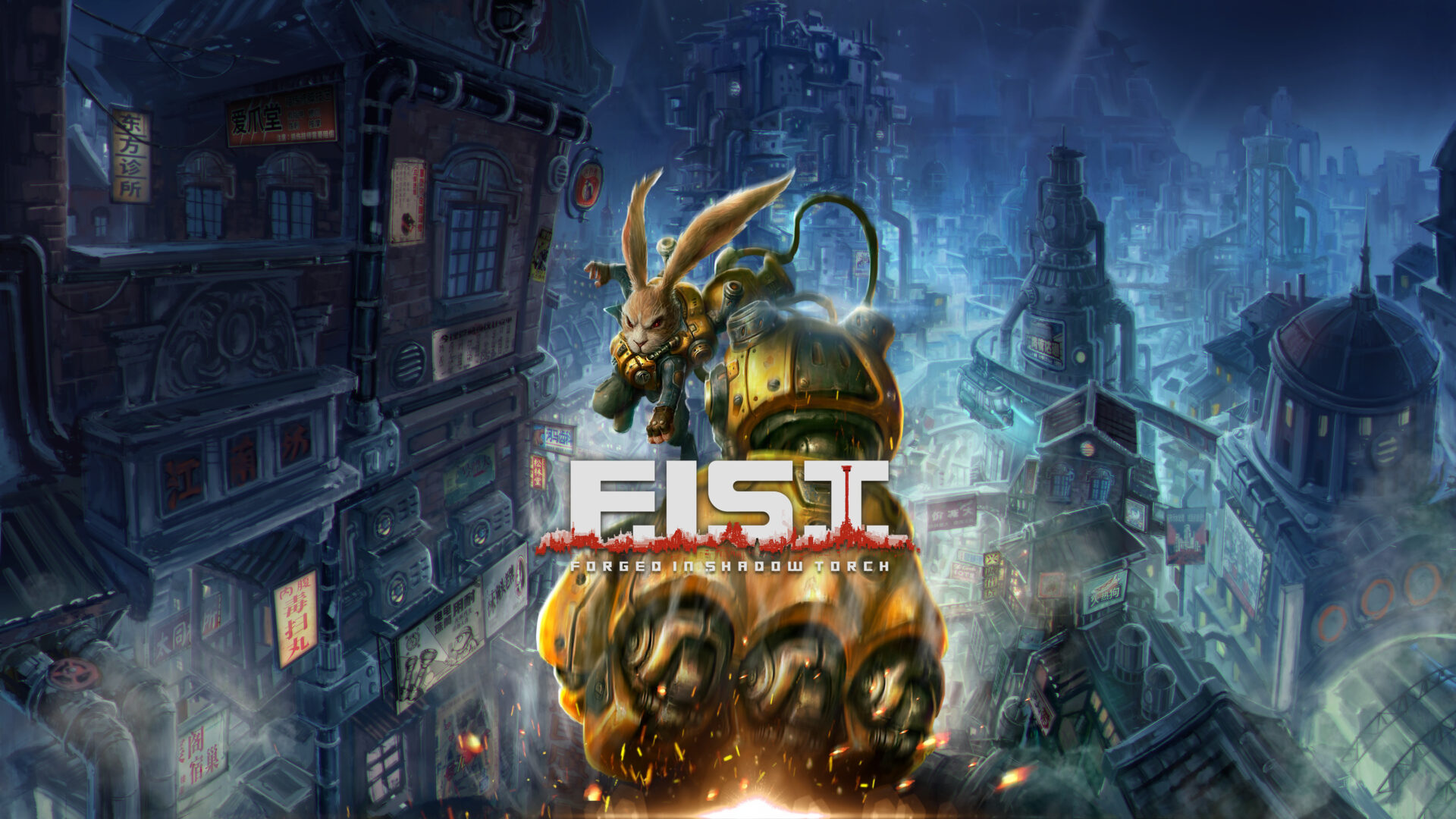 F.I.S.T: Forged in Shadow Torch Critic Review