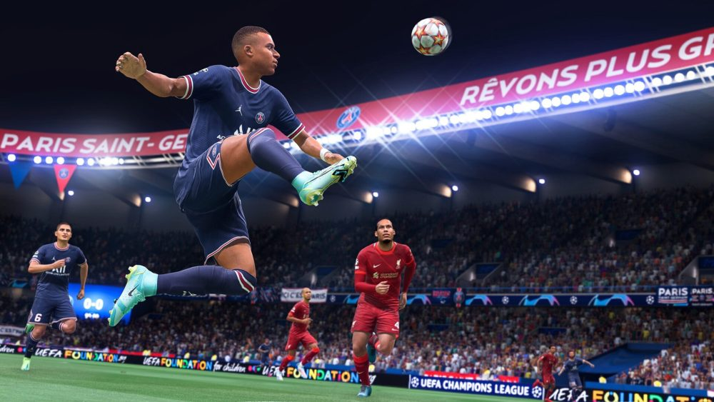 FIFA 22 Career Mode: Best Youngsters & Wonderkids to Sign - Kylian Mbappe