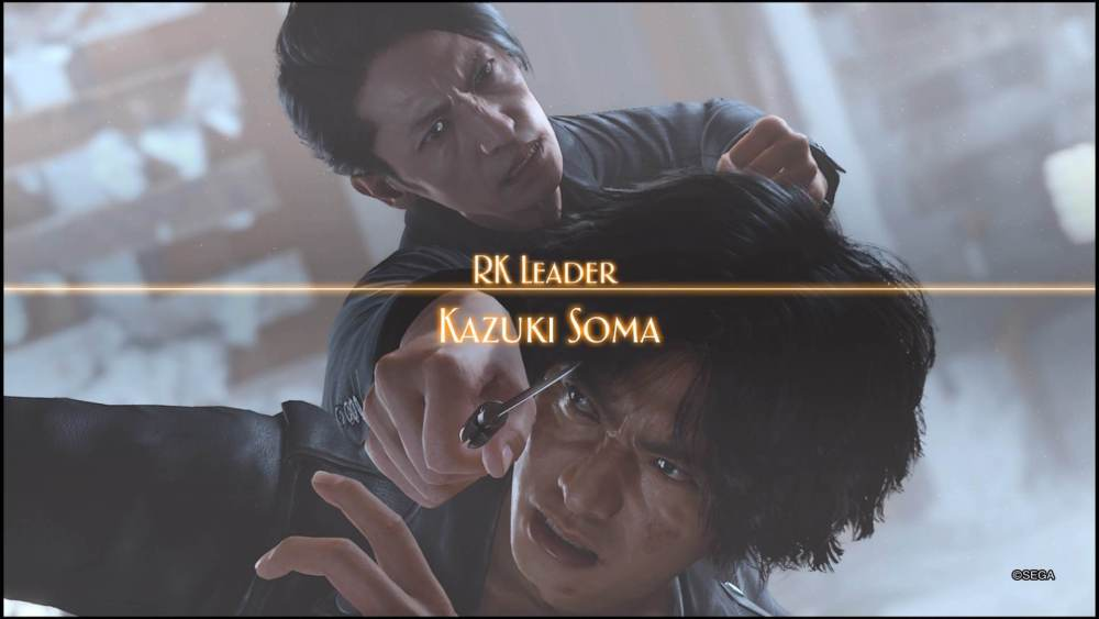 RK Gang, Soma, Lost Judgment How to Defeat, Snake Style