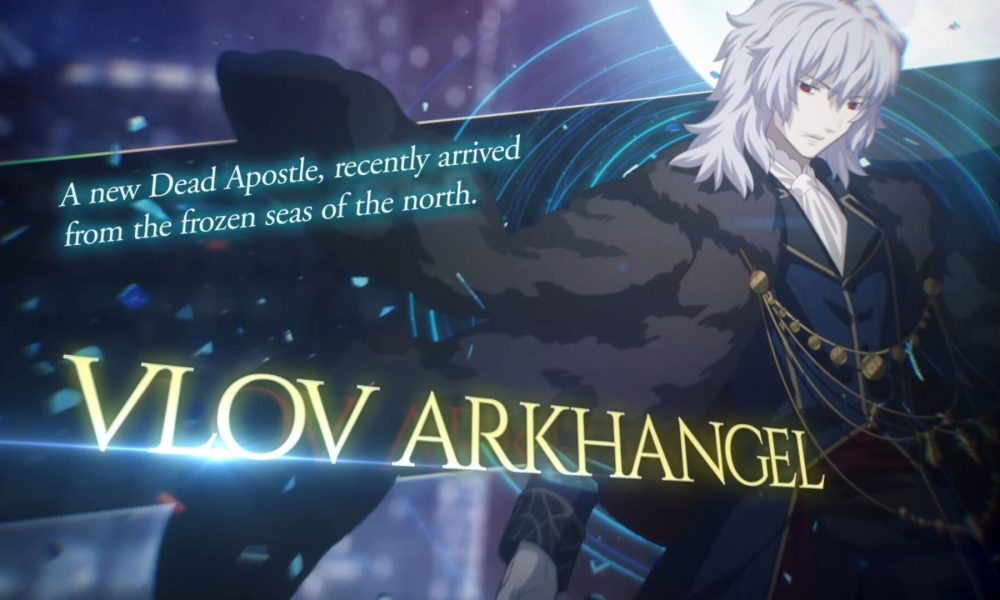 Melty Blood: Type Lumina Reveals New Character Vlov Arkhangel With Gameplay Trailer & Screenshots