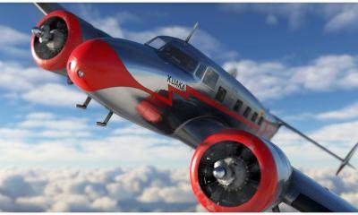 Microsoft Flight Simulator Electra