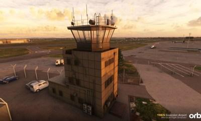 Microsoft Flight Simulator Essendon