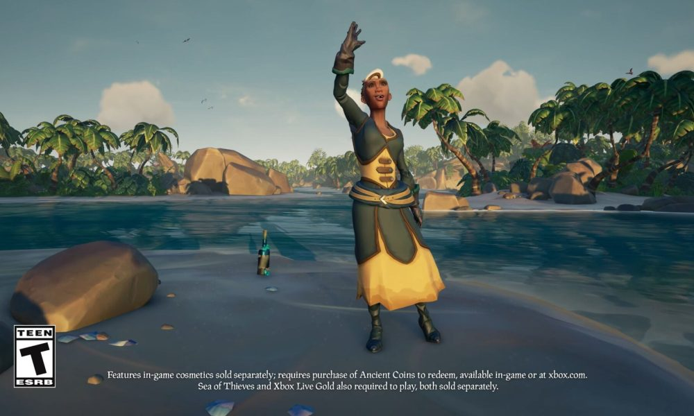 Sea of Thieves Season Four Gets Release Date & New Teaser Trailer