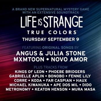 life is strange true colors soundtrack