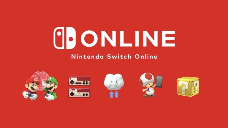 nintendo switch online, nintendo direct