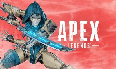 Apex Legends Season 11 Ash
