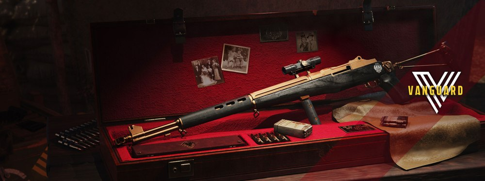 Warzone Vanguard Guns, how to get M1 Garand in Warzone