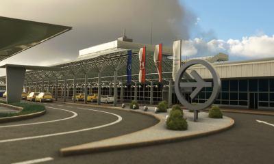 Microsoft Flight Simulator Linz