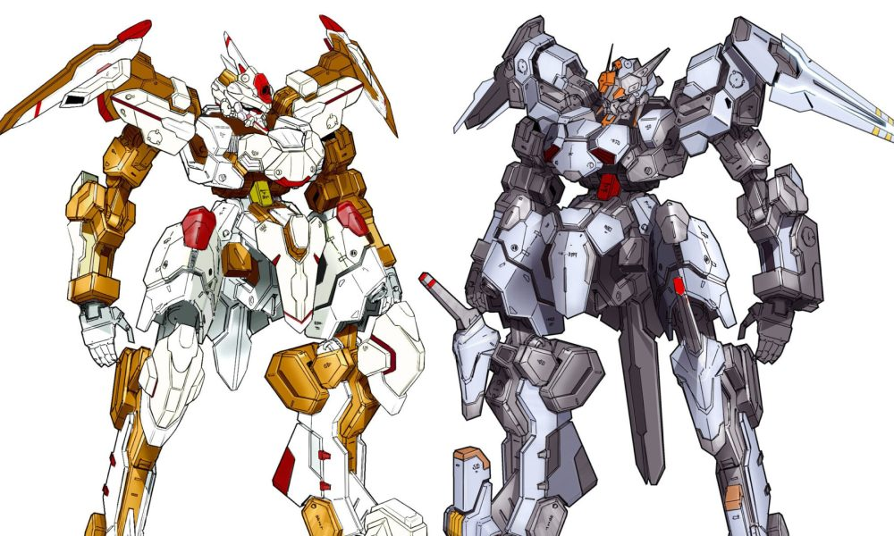 Mecha Strategy JRPG Relayer for PS5 & PS4 Reveals GSX-01 Astraia & GSO-00 Arjauser