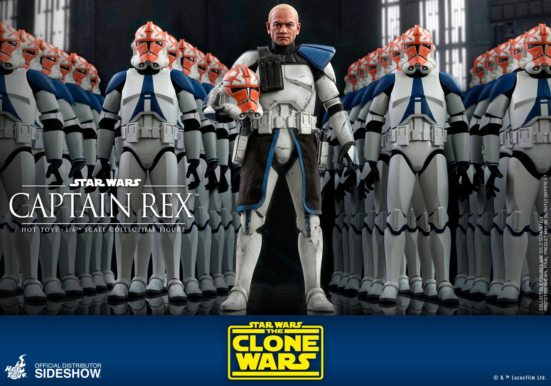Star Wars Rex Clone Wars