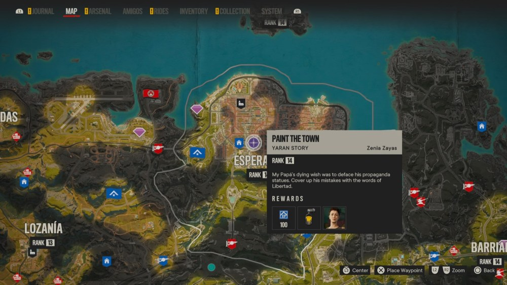 far cry 6 get more leaders