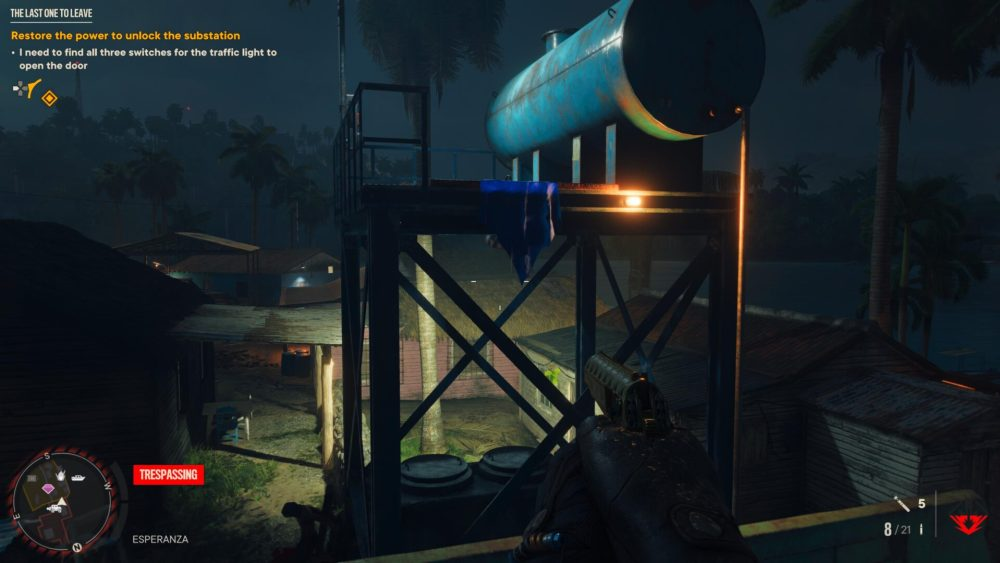 far cry 6 desert eagle, far cry 6 last one to leave quest guide
