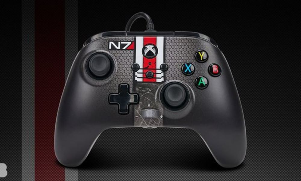 Mass Effect N7 Xbox Series X|S Controller Is Available for Pre-Order