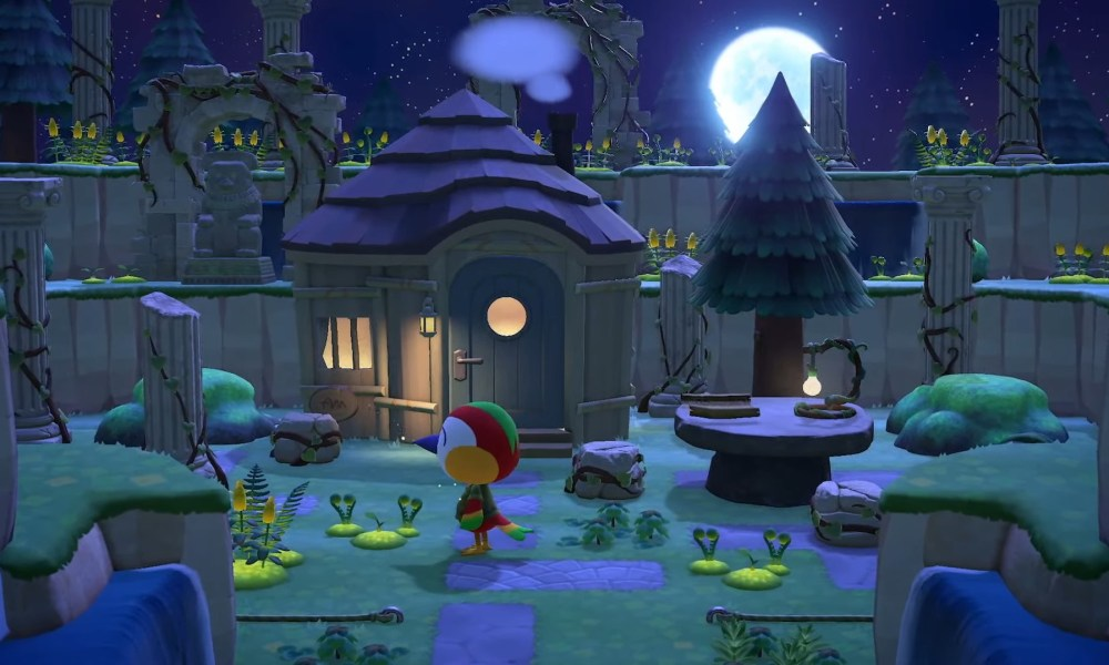 Animal Crossing Happy Home Paradise Is New Horizons' Upcoming Paid DLC