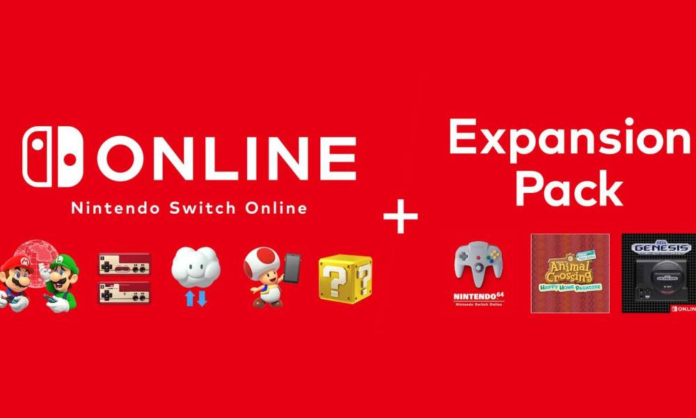 Nintendo Switch Online + Expansion Pack Pricing Plans Revealed